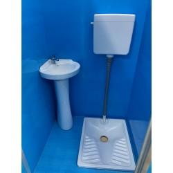 Toaleta ecologica racordabila cu vas wc tip turcesc Ibra
