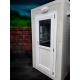Cabina de paza mini 1,24 x 1,24 x 2,3 M