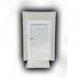 Toaleta ecologica racordabila pentru persoane cu dizabilitati 200 x 150 x 230 CM